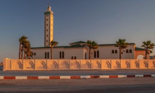Zdjecie SAHARA ZACHODNIA / Al-Ujun-As-Sakija al-Hamra / Boujdour / Meczet