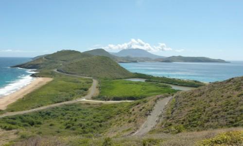 Zdjęcie SAINT KITTS i NEVIS / Saint Kitts / Kittian / Półwysep