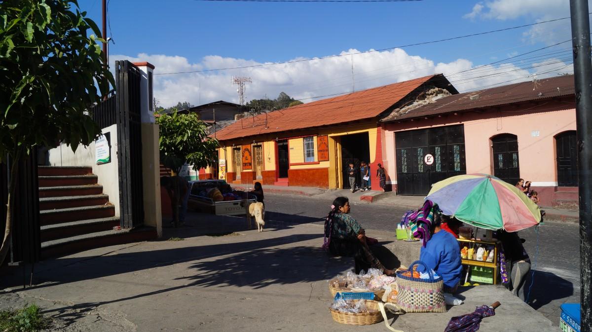 Zdjęcia: Suchitoto, Suchitoto, Tu żyje się kolorowo, SALWADOR