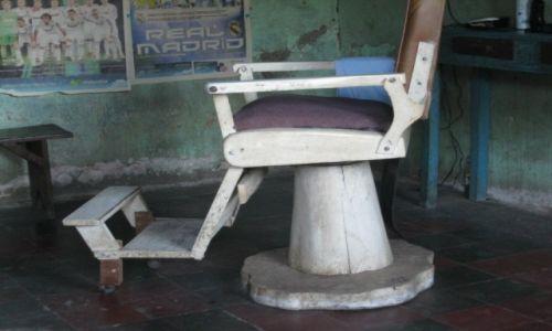 Zdjęcie SALWADOR / - / Salwador / Fotel dentystyczny