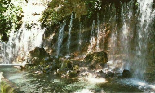 SALWADOR / Droga Kwiatów / Juayua / Los Chorros de Calera