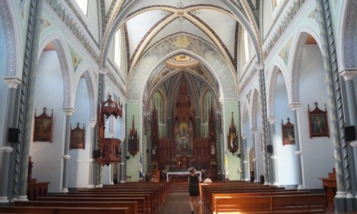 Zdjęcie SALWADOR / San Salwador / San Salwador / Odnowiona katedra