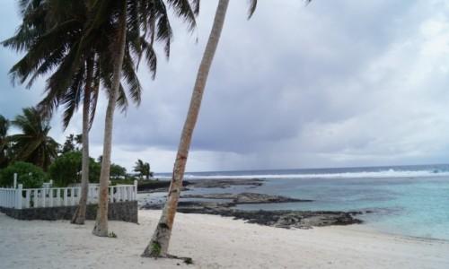 Zdjęcie SAMOA / Samoa / plaża / Plaża na Samoa