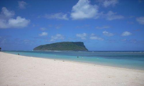 Zdjęcie SAMOA ZACHODNIE / Lalomanu / Samoa  / Lalomanu plaża