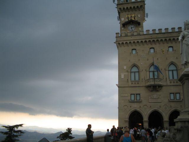 Zdj�cia: Plazzo del Govermo, ratusz, SAN MARINO