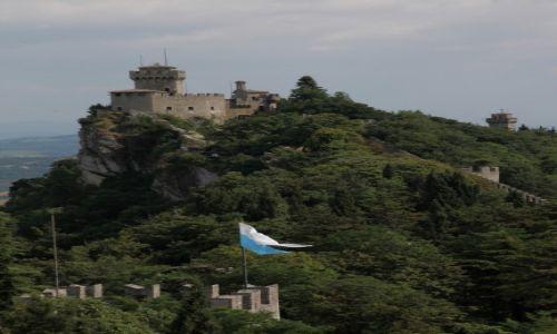 Zdjęcie SAN MARINO / San Marino / Mount Titano / Torre della Cesta