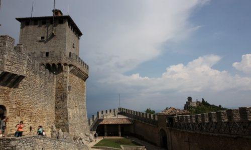 Zdjęcie SAN MARINO / San Marino / Mount Titano / Wieża