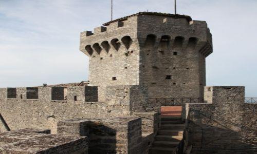 Zdjęcie SAN MARINO / San Marino / Mount Titano / Prima Torre