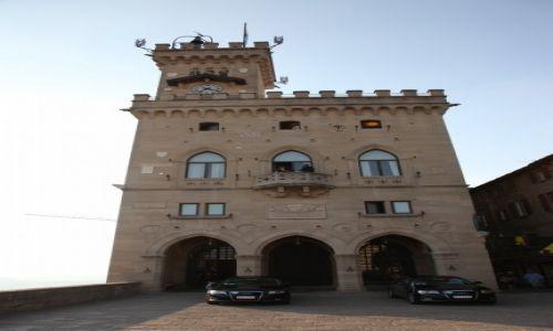 Zdjęcie SAN MARINO / San Marino / Mount Titano / Ratusz Palazzo Pubblico