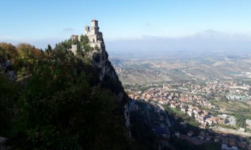 Zdjęcie SAN MARINO / San Marino / Monte Titano / Panorama