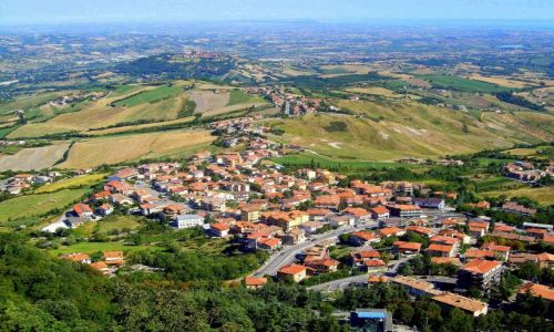 SAN MARINO / brak / San Marino / San Marino
