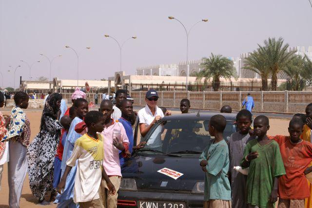 Zdjęcia: Touba, Ludzie byli wszędzie, SENEGAL