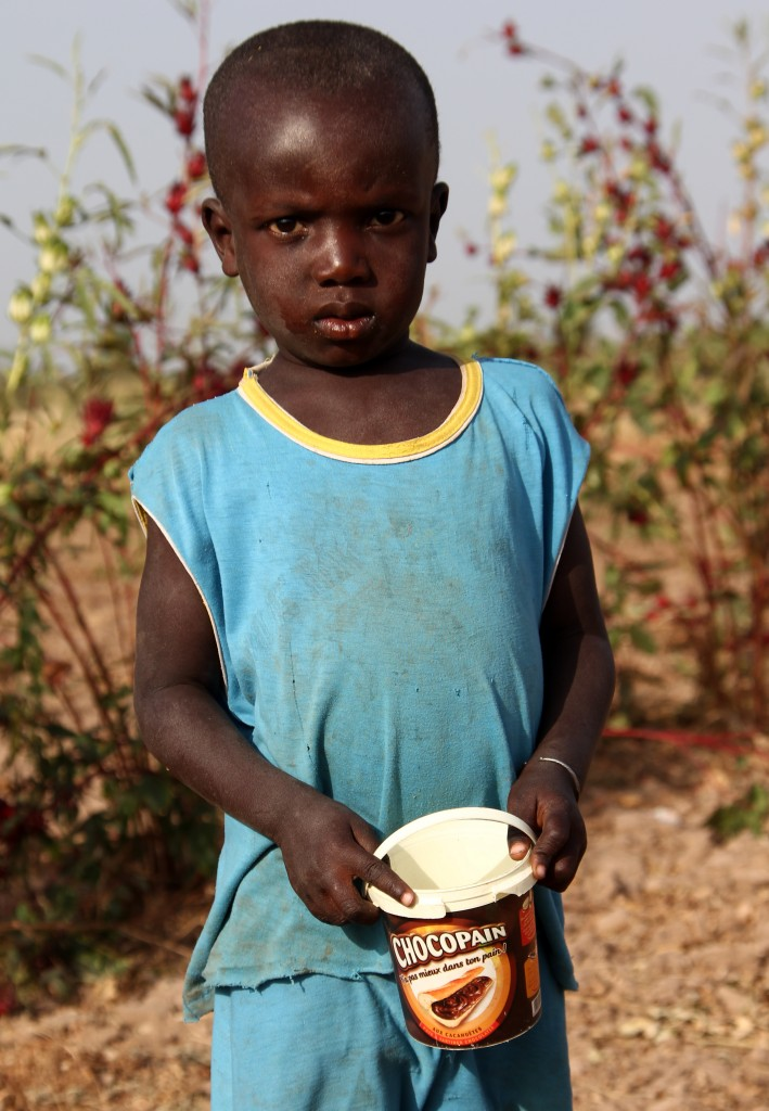 Zdjęcia: Toubacouta, Północny Senegal, Mały Senegalczyk, SENEGAL
