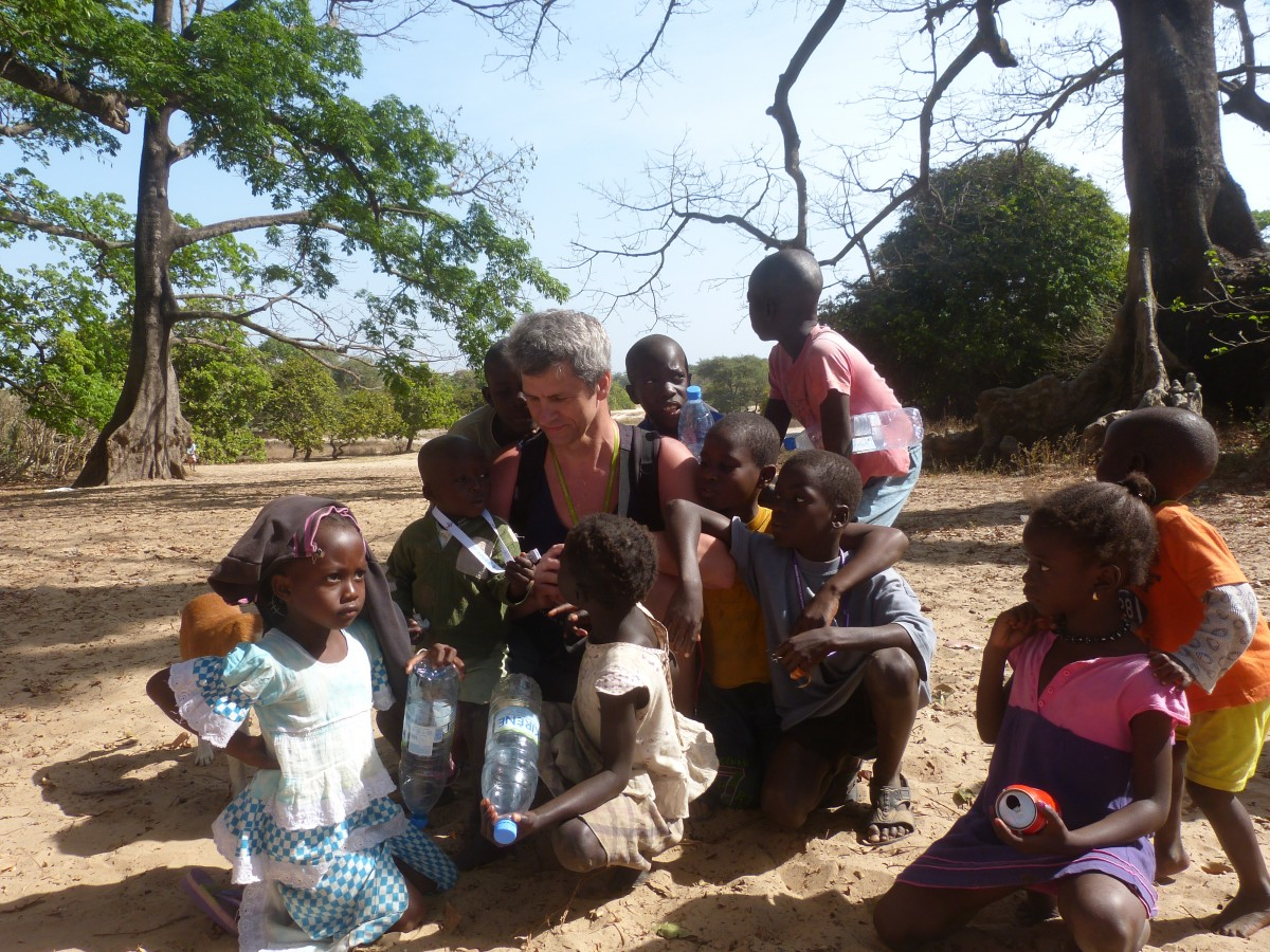 Zdjęcia: Cap Skirring, wybrzeże , Spotkanie w Afryce, SENEGAL