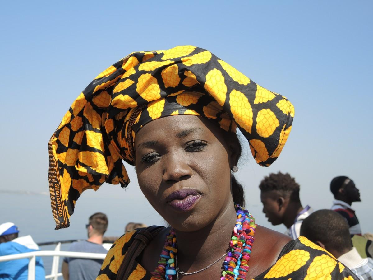 Zdjęcia: Dakar, Dakar, Claudia, SENEGAL