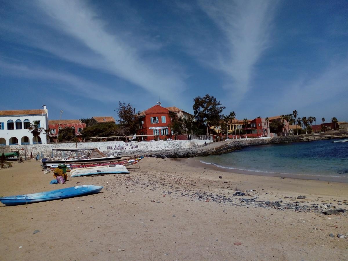 Zdjęcia: Goree, wyspa, ., SENEGAL