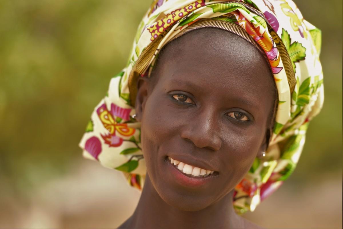 Zdjęcia: Delta du Saloum, Zachodni, Kolorowo ... niedzielna ;-), SENEGAL