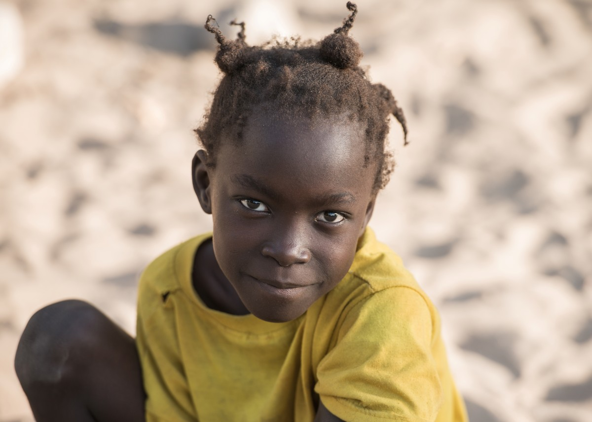 Zdjęcia: Na zachód od Zuiginhor, Casamance, Championka ... 😁, SENEGAL