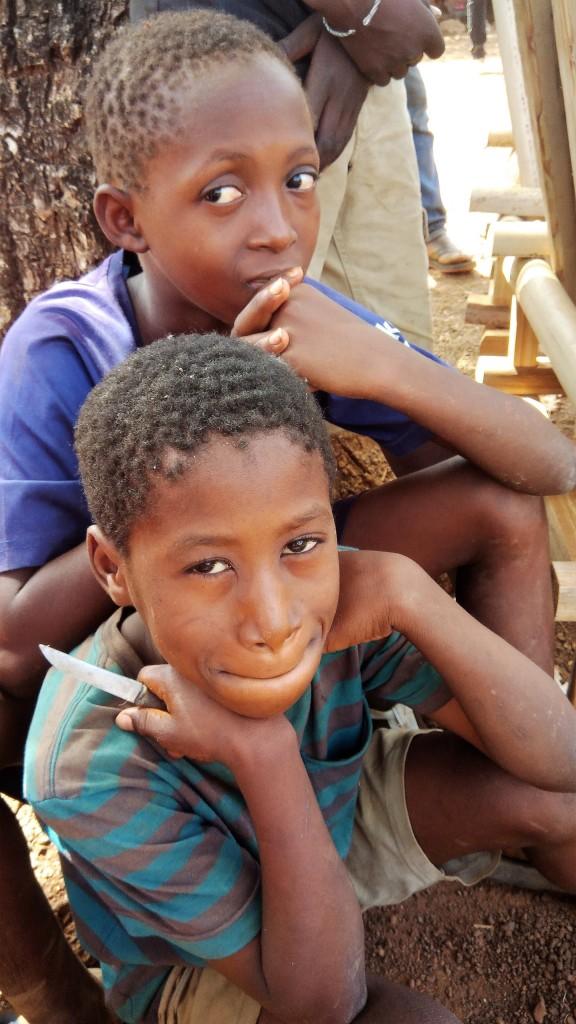 Zdjęcia: Wioska Bassari, Południowy wschód Senegalu, A wy tu po co?!, SENEGAL