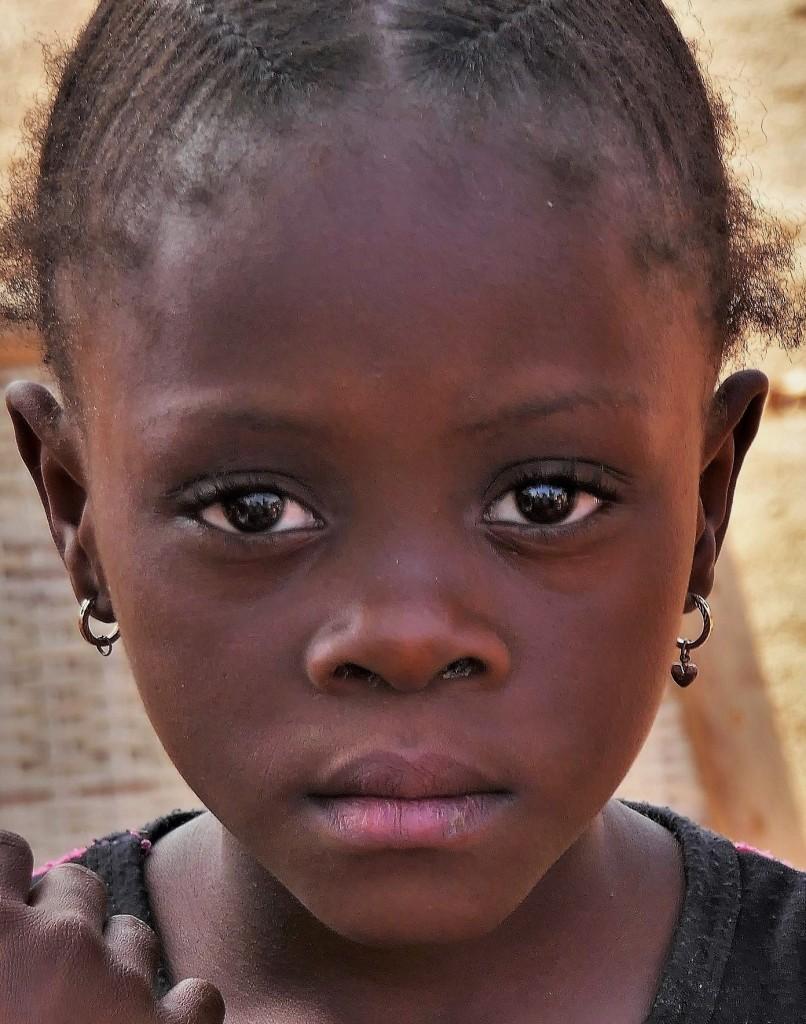 Zdjęcia: Wioska Bassari, Południowy wschód Senegalu, W tych oczach cały świat..., SENEGAL