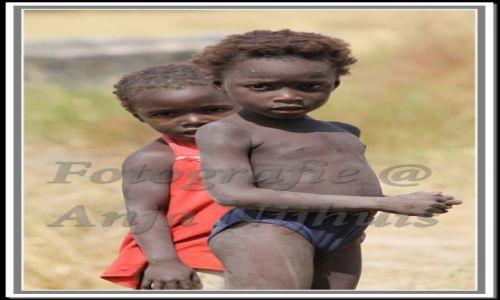 Zdjecie SENEGAL / Afryka / jedna z wysp  w Senegalu / slowa nie potrzebne