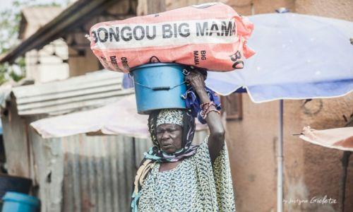 SENEGAL / Senegal / Senegal / African Road Trip - kobiety w Senegalu