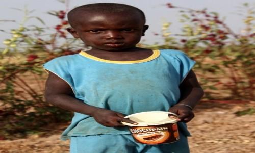 Zdjecie SENEGAL / Północny Senegal / Toubacouta / Mały Senegalczyk