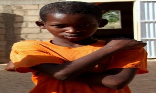 Zdjecie SENEGAL / Północny Senegal / Toubacouta / Większy Senegalczyk