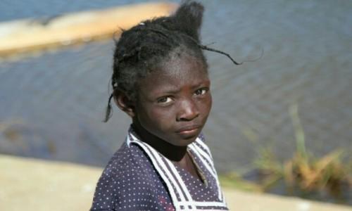 Zdjęcie SENEGAL / Sahel / Sahel / Córka rybaka