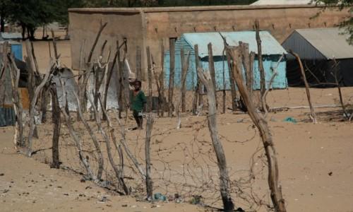 Zdjecie SENEGAL / Sahel / Sahel / Na posesji