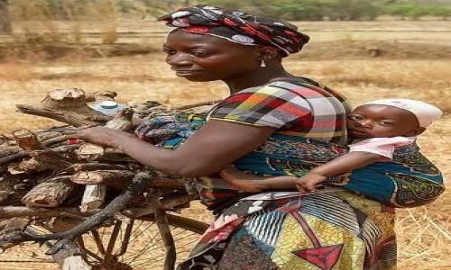 Zdjecie SENEGAL / -Afryka Zachodnia / Dakar / Ludzie