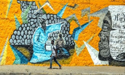 Zdjecie SENEGAL / + / Dakar / Dakar Art