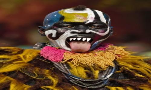 Zdjęcie SENEGAL / Casamance / Kafountine / Karnawałowo ;-)