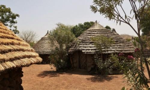 Zdjecie SENEGAL / Południowy wschód Senegalu / Wioska w okolicy Kedougou / Wioska Bassari