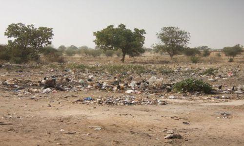 Zdjecie SENEGAL / - / Senegal / Aryka to śmietnik świata