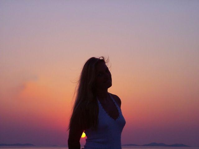 Zdjęcia: Horwacja, Dalmacja, Primosten, Obietnica miłego wieczoru..., SERBIA