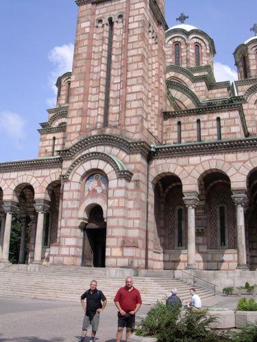 Zdjęcia: Belgrad, Serbia, Cerkiew w Belgradzie, SERBIA