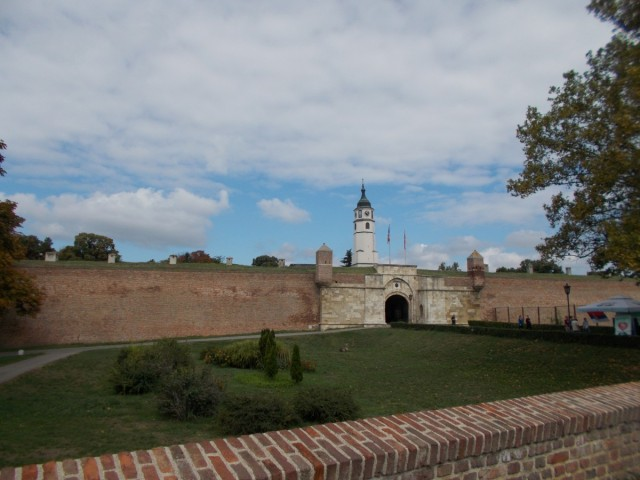 Zdjęcia: Belgrad, Bałkany, Kalemegdan 2, SERBIA