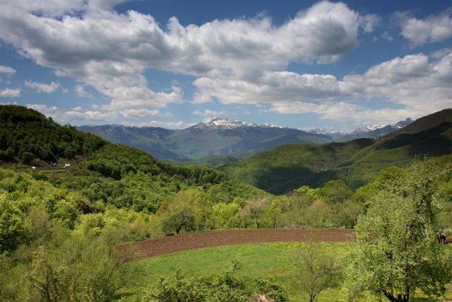 Zdjęcia: Valjevo, Krajobraz Serbii, SERBIA