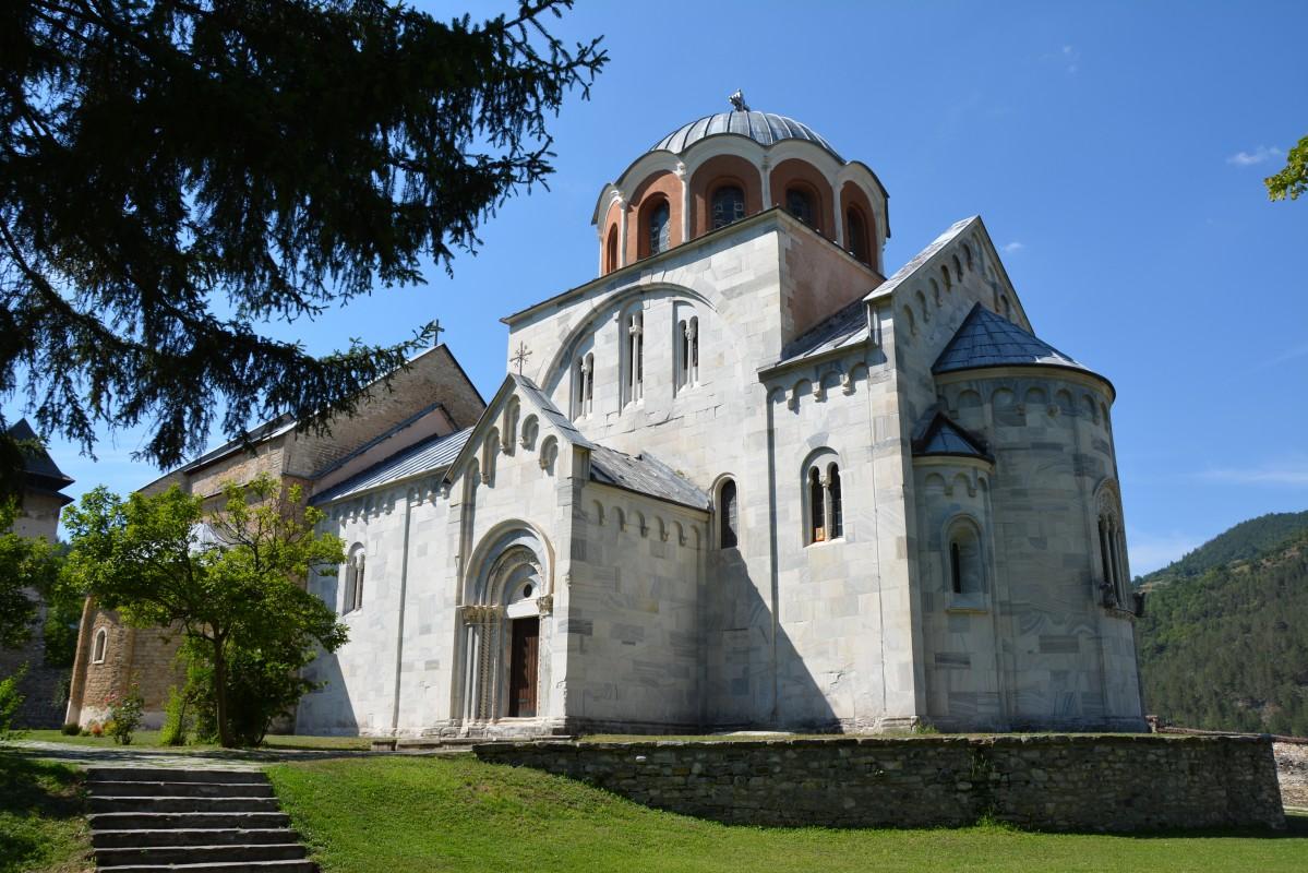 Zdjęcia: Studenica, Serbia, Monastyr Studenica, SERBIA