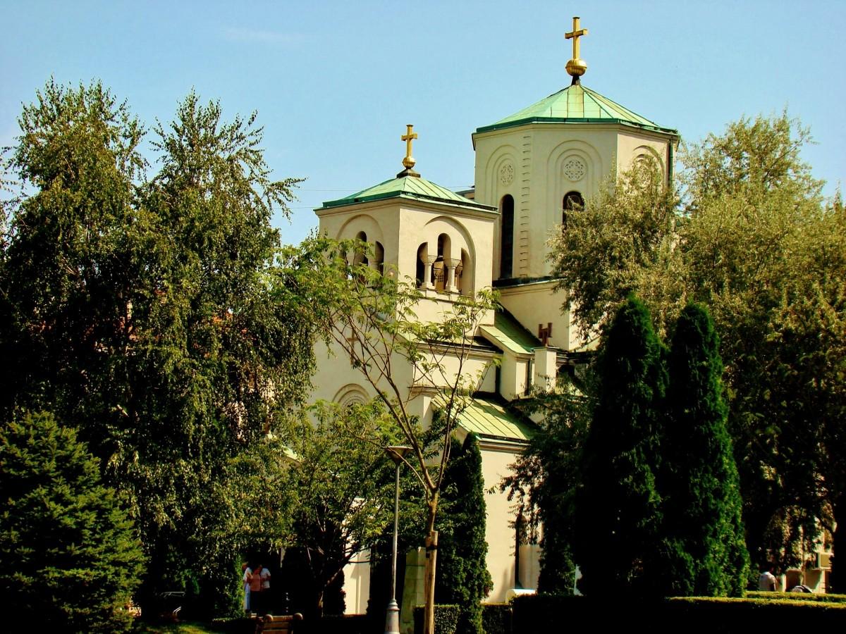 Zdjęcia: Belgrad, Belgrad-kościół św.Sawy, SERBIA
