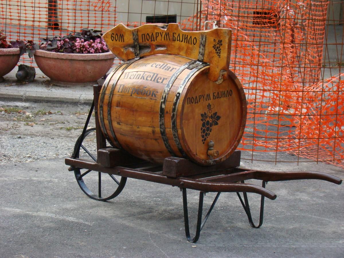 Zdjęcia: Sremski Karlovci, Vojvodina, Sremski Karlovci-zaproszenie na wino, SERBIA