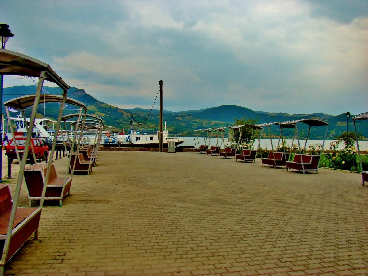 Zdjęcia: Donji Milanovac, Borski,Park Narodowy Djerdap, Donji Milanovac-nad Dunajem, SERBIA
