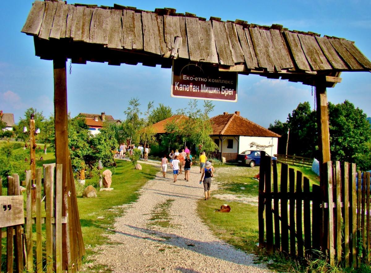 Zdjęcia: Żikingrad, Djerdap, Żikingrad-etno kompleks, SERBIA