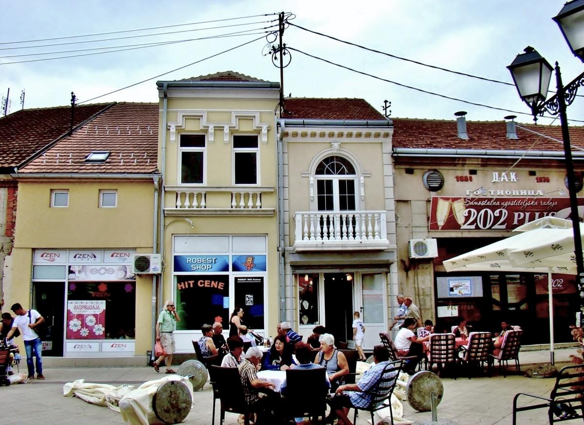 Zdjęcia: Negotin, Borski, Negotin-plac Stanojevica, SERBIA