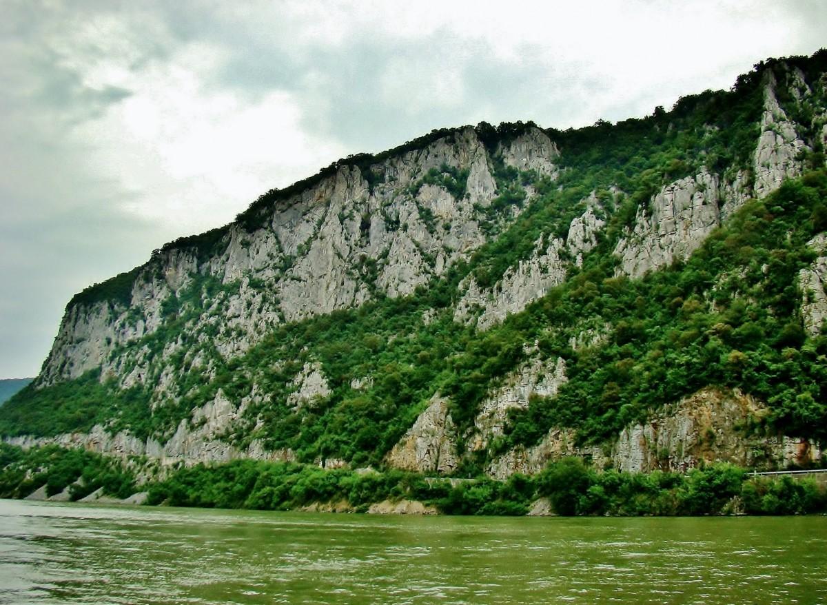 Zdjęcia: Dunaj, Djerdap, Przełom Dunaju, SERBIA
