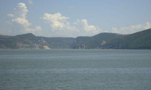 Zdjęcie SERBIA / Branicevo / Golubac / Bezkres wód