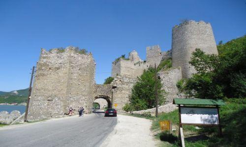 SERBIA / Branicevo / Golubac / I jeszcze raz zamek