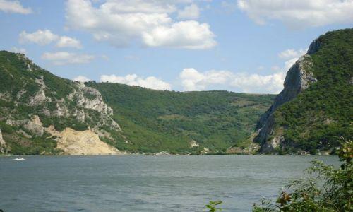Zdjęcie SERBIA / Branicevo / Golubac / Początek Żelaznej Bramy