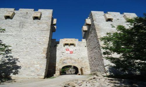 Zdjęcie SERBIA / Cuprija / Manasija / Manasija - brama klasztorna